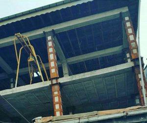 مقاوم سازی و بهسازی سازه فلزی- رادیاب
